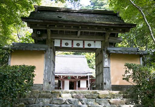 寂光院 | 京都の時空に舞った風